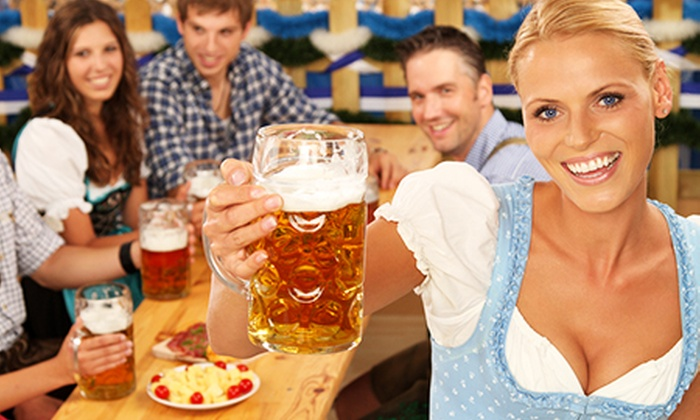 Bristol Bierkeller - Bristol: Bristol Bierkeller: Saturday Night Entrance With Meal and Litre Stein (Up to 58% Off)