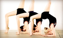 One Session of 45- or 60-Minute Dance Classes or Two Months Unlimited Fitness Classes at DelMonico Dance (Up to 60% Off)
