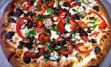 $10 for $20 Worth of Italian Food for Lunch or Dinner at Don Fortunato's Pizzeria