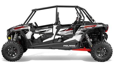 Four-Hour Rental of Two- or Four-Seater Tomcar or Polaris from Sedona Off-Road Center (Up to 47% Off)