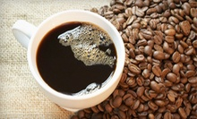 $13 for Five Coffees or Teas with Baked Good at Maine Star Coffee (Up to $34 Value) 