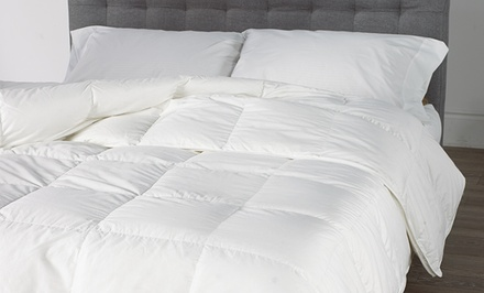 Luxury White Goose Feather Duvets from $54.99–$59.99