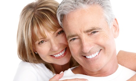 $1,999 for a Dental-Implant Package with Abutment, Crown, and X-ray at Smile Magic Dentistry ($3,500 Value)