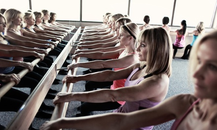 Up to 59% Off Pure Barre at Pure Barre Tallahassee - North