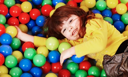 $12 for Four Children's Activity-Center Visits to Totter's Otterville (Up to $31.80 Value)