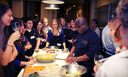 $45 for Admission to Public Mix It Up Cooking Party at Bespoke Cuisine (Up to $80 Value)