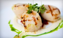 $25 for $50 Worth of American Cuisine for Dinner at RooBar