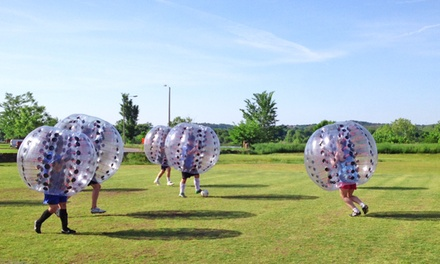 $149 for Hour of Bubble Ball Soccer for 10 at Little Rock Bubble Ball ($250 Value)
