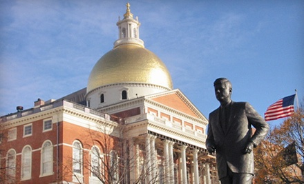 Historic Walking Tour for Two or Four from The Kennedy Tour (Up to 60% Off)