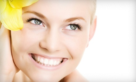 One or Two Diamond Microdermabrasion Treatments LED Phototherapy at La Stella Beauty Clinic (Up to 72% Off)