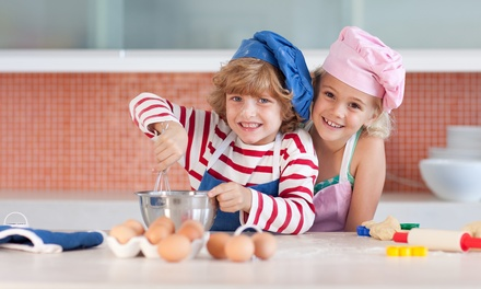 One or Three Kids' Cooking Classes for One or Two at Young Chefs Academy (Up to 48% Off)