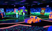 Mini Golf, Arcades, and Pizza for 4 or Birthday Party for Up to 10 at Kokomo Joe's Family Fun Center (Up to 54% Off)