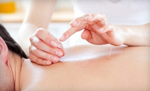 One or Three Acupuncture Treatments with Initial Consultation at To The Point Acupuncture Center (Up to 77% Off)
