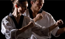 $44 for a Four-Week Tae Kwon Do Package with Uniform at Cincinnati TaeKwonDo Academy (Up to $284 Value)