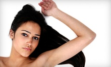 Six Laser Hair-Removal Sessions for a Small, Medium, or Large Area at La Tulipe Clinic &amp; Spa (Up to 92% Off)