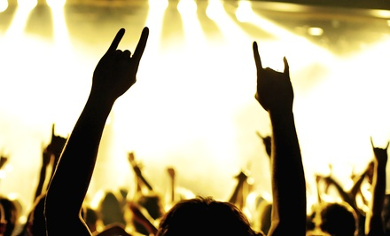 Which One's Pink?, Local Brews, Local Grooves, or The Molly Ringwalds at House of Blues Sunset Strip (Up to 55% Off)