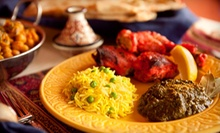 Vegetarian Indian Food at India Coffee and Snacks (Half Off). Two Options Available.