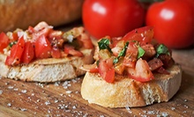 $25 for $50 Worth of Italian Food at Zucca Trattoria