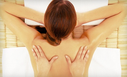 60-Minute Massage with Option of 30-Minute Reflexology Massage at Katie Kaplan, LMT (Up to 60% Off)