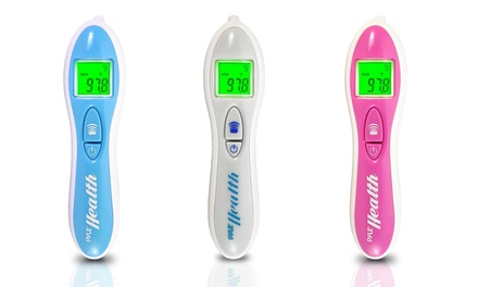 Bluetooth Infrared Ear Thermometer with LCD Display