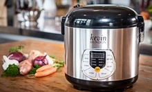 $44.99 for a Kevin Dundon 20-Cup Multi-Cooker ($169.99 List Price). Free Shipping and Returns.