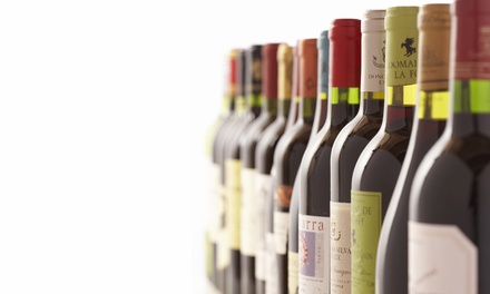 $39 for $100 Worth of International Wine from Barclays Wine