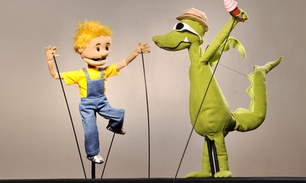 Paul Mesner Puppets Presents