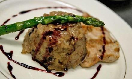 Italian Cuisine for Lunch or Dinner at It's A Matter Of Taste (Up to 40% Off)