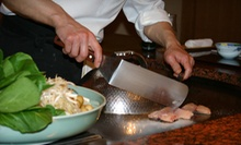 Japanese Fare for Dinner or Lunch at Ichiban Steakhouse in Canton (Half Off)