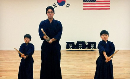 10 or 20 Kumdo Classes at Sae Shim Kumdo Academy (Up to 80% Off)