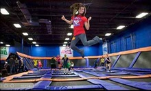 $14 for Two 60-Minute Open Jumps at Sky Zone Boston ($26 Value)