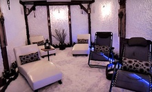 One or Three Salt-Cave Sessions at Touch of Europe Day Spa (Up to 54% Off)