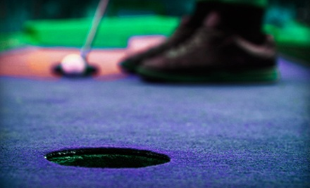 3D Mini Golf and Laser Tag for Two or Four at 3D Family Fun Center (Up to Half Off)
