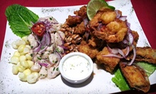 $15 for $30 Worth of Peruvian Food and Drinks at INKANTO: Authentic Peruvian Cuisine