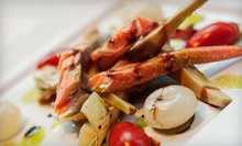 $25 for $50 Worth of French Dinner at Sandrine's Bistro