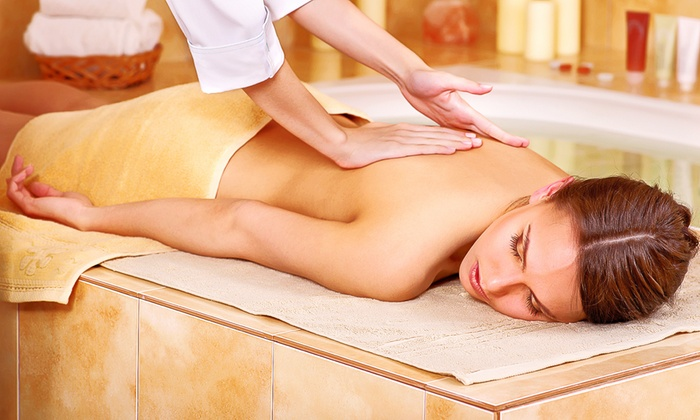 Vspa - Preston: Body Exfoliation and Back Massage For One (£29) or Two (£55) at Vspa (Up to 61% Off)
