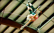 $45 for a Two-Hour Flying-Trapeze Lesson at Trapeze Austin (Up to $90 Value)