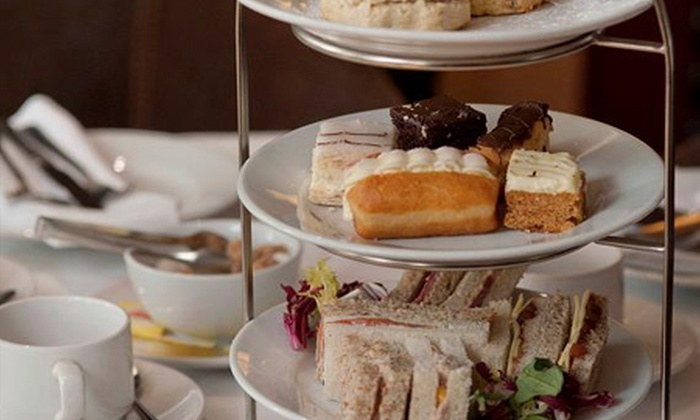 Great Hallingbury Manor - Great Hallingbury: Afternoon Tea For Two (£19) Or With Sparkling Wine (£25) at 4* Great Hallingbury Manor (42% Off)