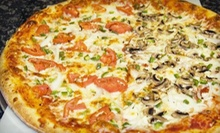 Pizza and Subs at Joe's New York Pizza (Up to 58% Off). Two Options Available.