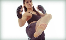 10 or 20 MMA Cardio Smash Fitness Classes at Genesis Health Club (Up to 68% Off)