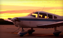 $125 for a One-Hour Introductory Flight Lesson at Fly GForce ($249 Value)