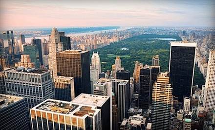 Five-Hour Get Acquainted West Side Tour of New York City for One, Two, or Four from NYSee Tours (Up to 72% Off)