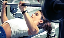 One- or Three-Month Membership at Underground Fitness (Up to 68% Off)