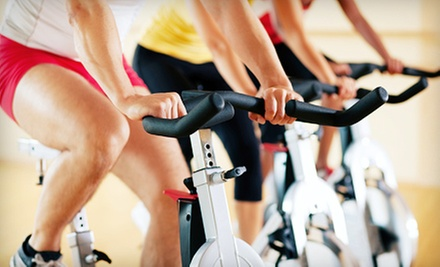 10 or 5 Bike with Buddha Classes at Skinny Buddha (Up to 84% Off)