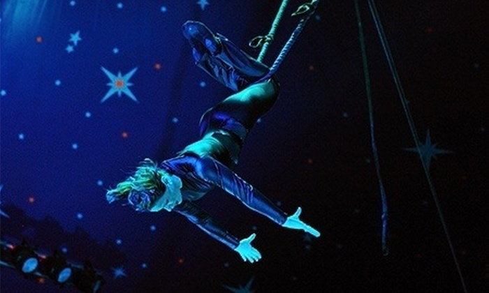 Paulos Circus - Melton Mowbray: Paulos Circus: Grandstand Tickets For One (£8) or Family (£24) (Up to 60% Off)