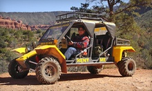 Half-Day Two- or Four-Seat Tomcar Rental at Arizona Safari Jeep Tours (Half Off)