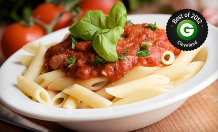 $15 for $30 Worth of Italian Food and Nonalcoholic Drinks at Frankie's Italian Cuisine