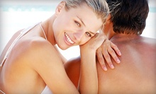 One or Two Airbrush Tans at Esthetiques Skin Spa (Up to 59% Off)