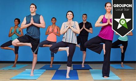 Yôga 5 de Outubro — Campo Pequeno: 10 ou 20 aulas de SwáSthya Yôga desde 22,90€