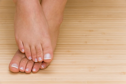 Laser Toenail-Fungus Removal for One or Both Feet at Niagara ENT (Up to 75% Off)